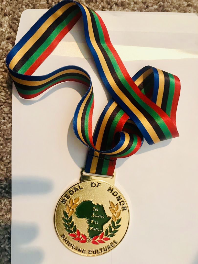Congratulations to us #TheFourthSide team on our win at TAFF @theafricanfilm BEST EMERGING FILMMAKER (Narrative) <br>http://pic.twitter.com/KHn8VoimLB