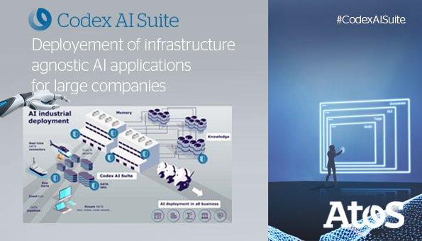 #CodexAISuite - the new fast track for #ArtificialIntelligence providing #AdvancedAnalytics...