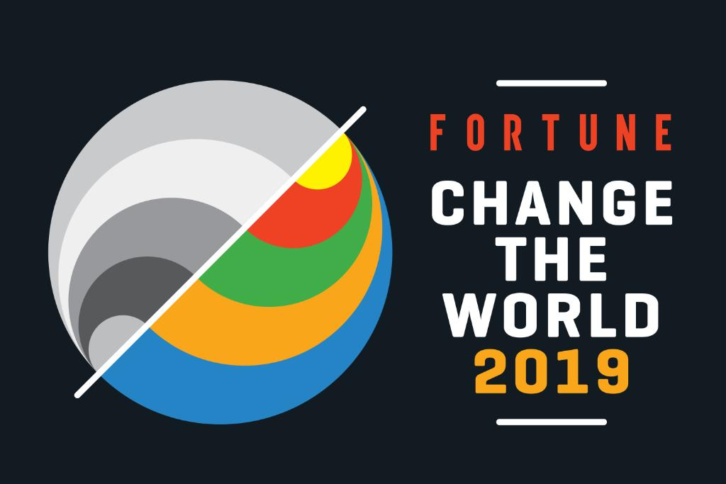 We're proud to announce that we've been named to @FortuneMagazine's 2019 #ChangeTheWorld list!  Learn more about our #sustainability impact in our featured article:  http:// spr.ly/6010ENzRm    <br>http://pic.twitter.com/DnUG0E9tj3