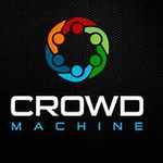 Image for the Tweet beginning: The Crowd Share library is
