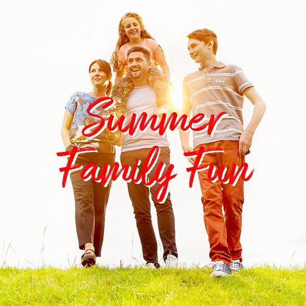 ☀ £114 including breakfast for the whole family this Summer! ☀Gather up the whole family & make the most of the last few weeks of Summer by packing your suitcase & heading for an adventure to remember.Kids stay and eat free - Book by 25th August >>> http://bit.ly/2NdrS3W