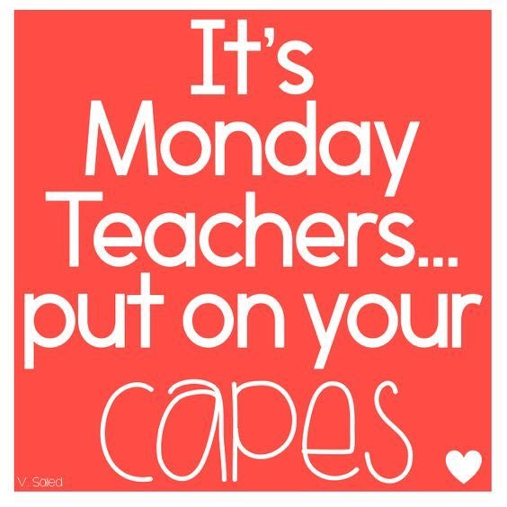 Good morning edusuperheros! Remember you are some child's hero, bring your superpowers to your Monday!  #CelebrateMonday #TrendThePositive #bfc530 <br>http://pic.twitter.com/i9Zqq2x619