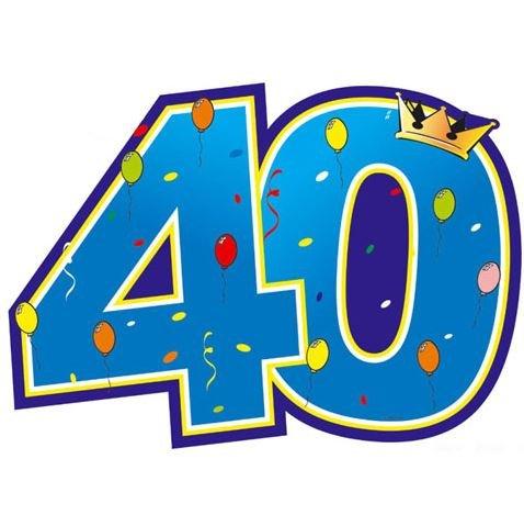 Картинки цифра 40, картинки первое апреля