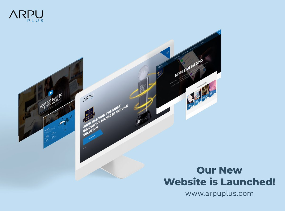 Our revamped website had just LAUNCHED!  Go to https://t.co/7Hx91bC7xz and enjoy the new web experience. https://t.co/TGFtjMAAPu