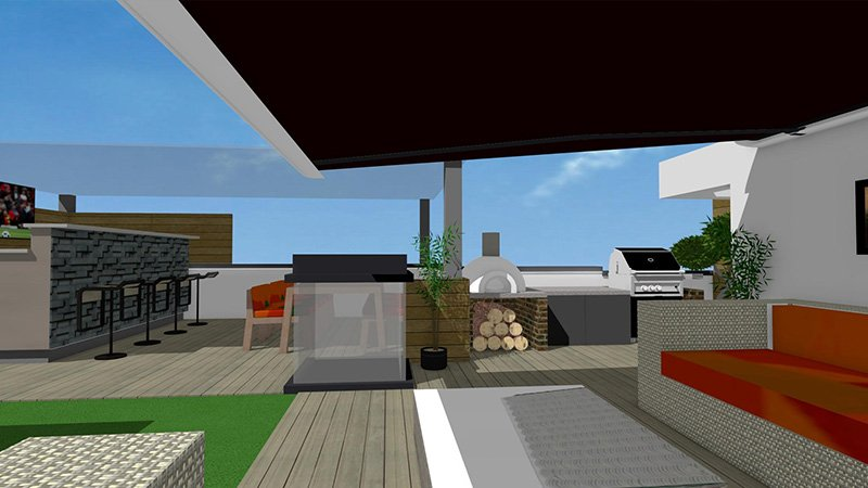 Bespoke Living On Twitter 3d Designs Of Our Prestigious Design Project In Manchester Of A Luxurious Duplex Penthouse 3d Designs Are A Good Way To Visualise Your Interior Or Exterior Design Project