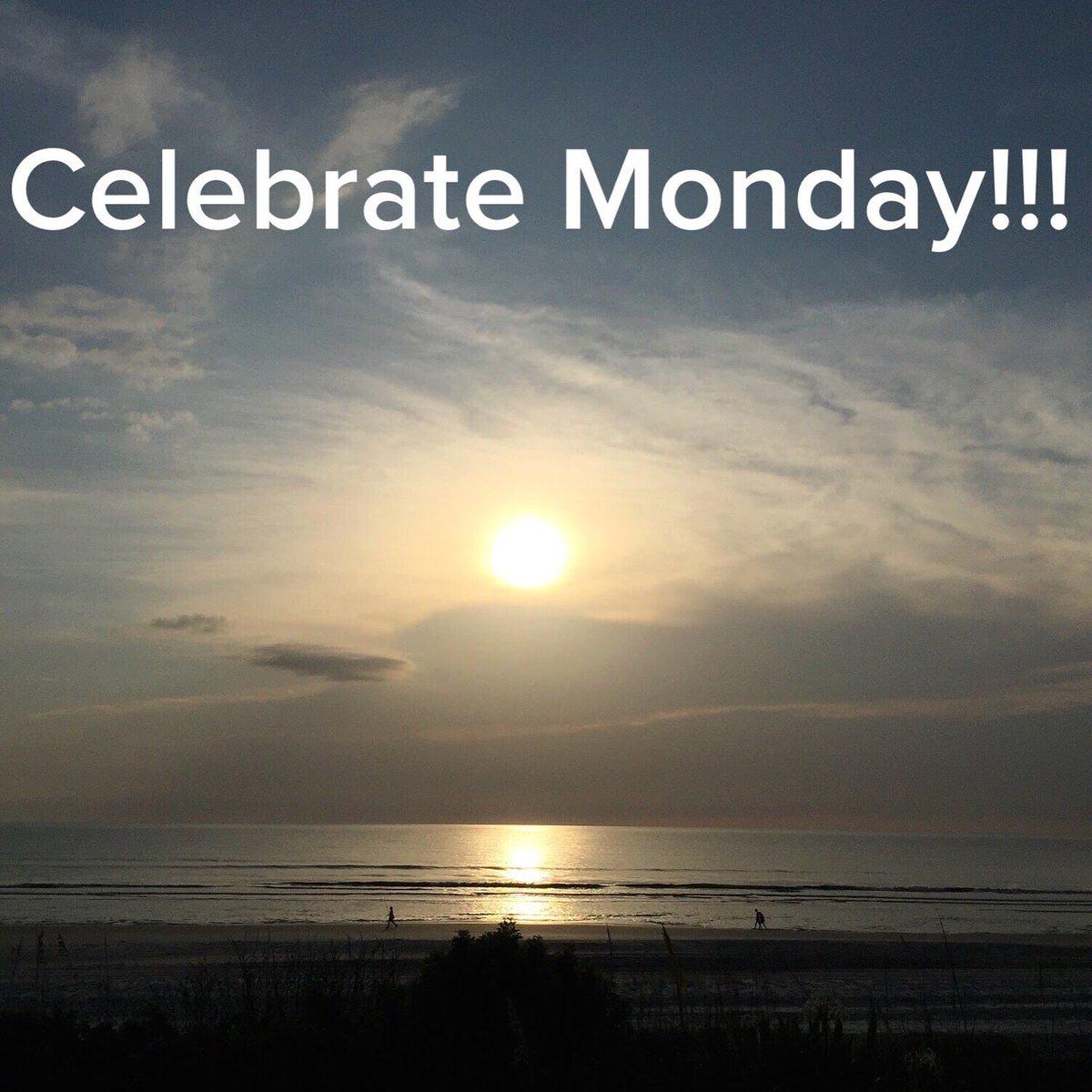 Happy Monday all. Go and be Amazing!! #CelebrateMonday  #bfc530 <br>http://pic.twitter.com/AlOV9LdPy8