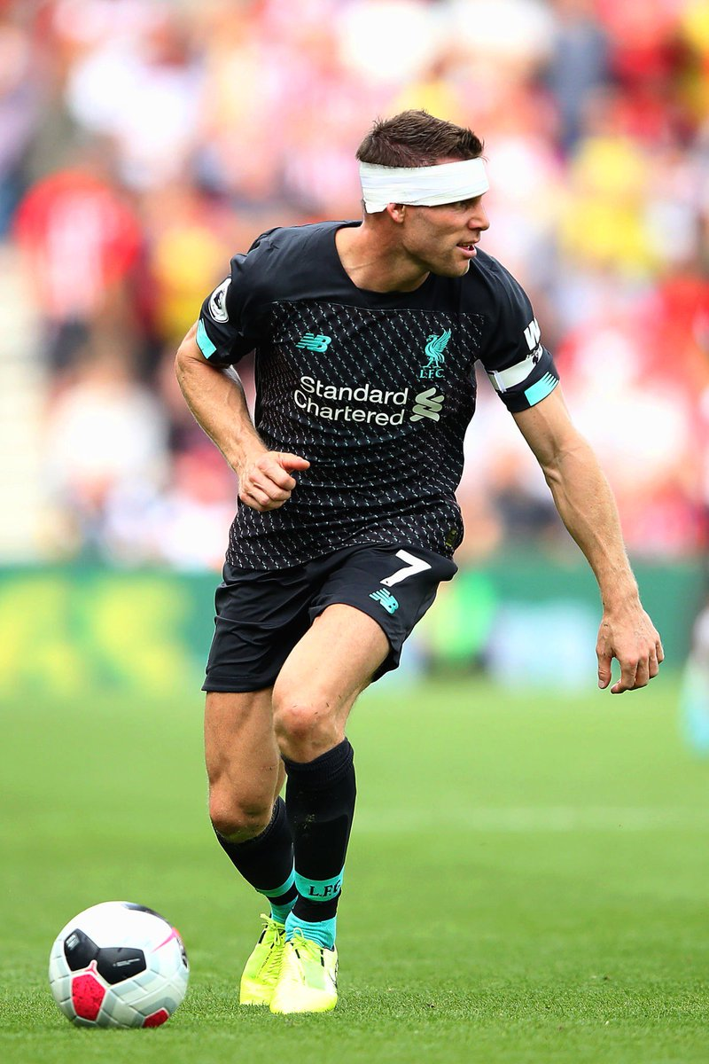 1️⃣ Year left on his current contract. Should #LFC offer James Milner a new deal?