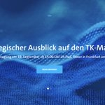 """Image for the Tweet beginning: #DVTM Veranstaltungstipp: """"Strategischer Ausblick auf"""