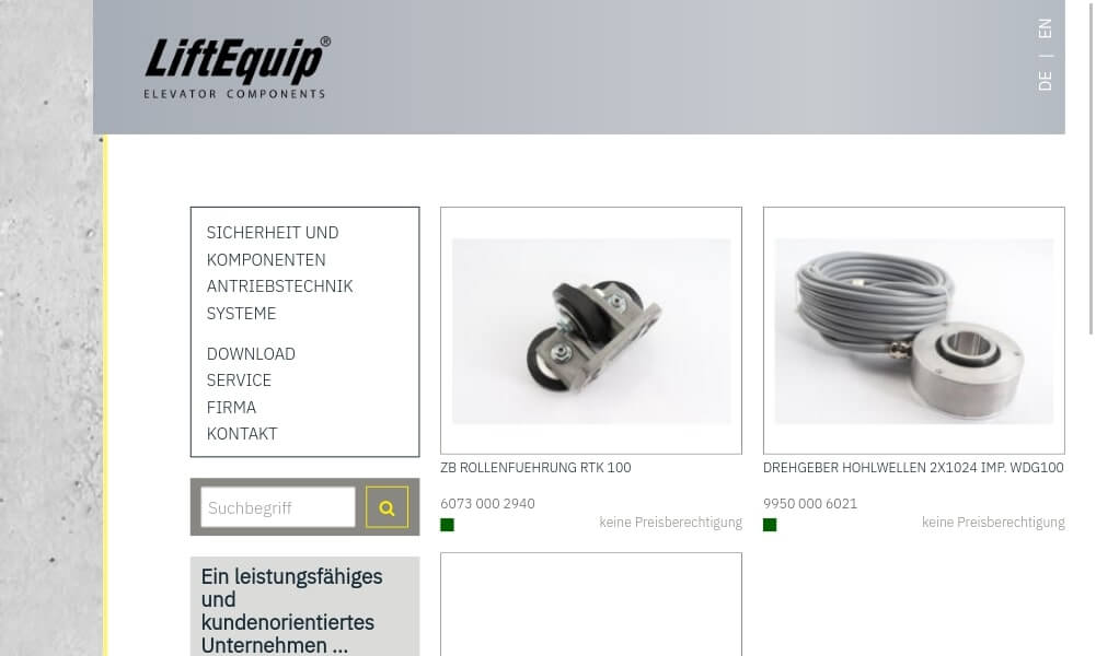 test Twitter Media - Aimeos showcase  German supplier of elevator components uses Aimeos #ecommerce framework and #TYPO3  https://t.co/0SMQEAA5wR https://t.co/wPCl1sqeHZ