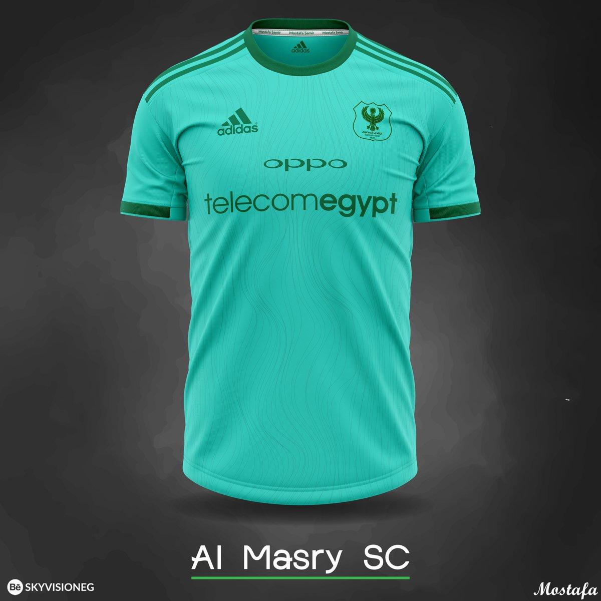 تصميم مقترح لتيشيرت نادي المصري البورسعيدي @AlMasrySC #ALMASRY#المصري #بورسعيد1-3