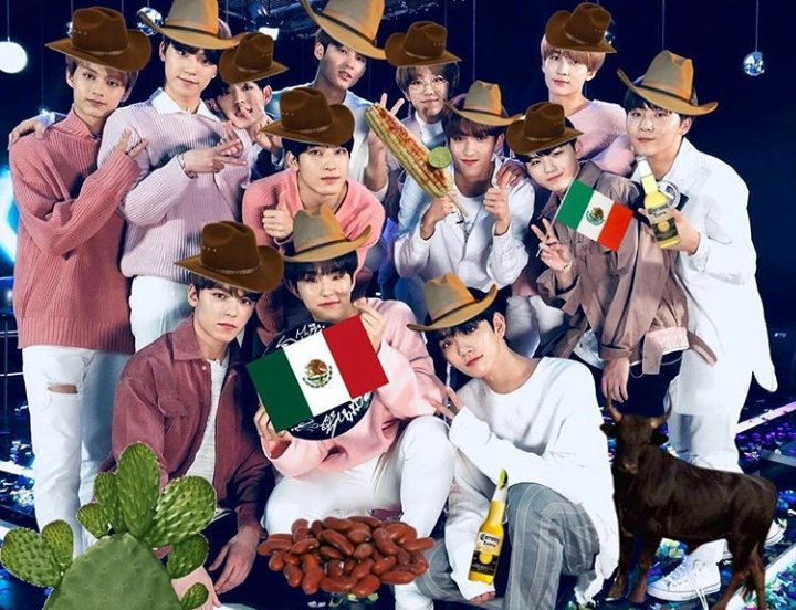 RT @booboouwu: Seventeen dropping their new album on mexican independence day https://t.co/tdClf3fY7e