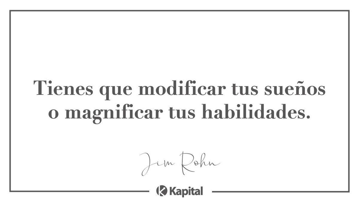 Kapital Consultores On Twitter Jimrohn Fue Un Empresario