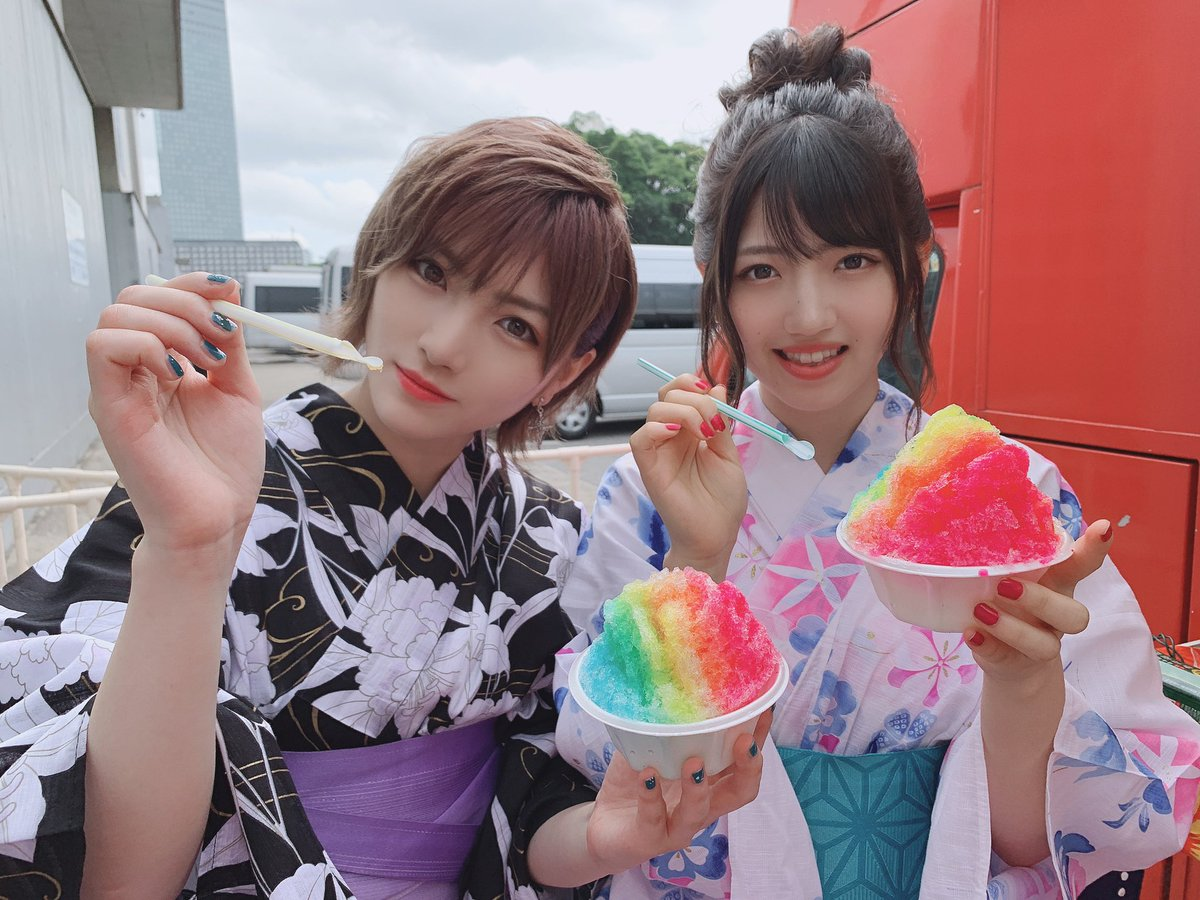 #AKB48全国ツアー2019福岡&愛知の公演わたし あの曲歌います 😏✊🏻あの人はあの曲をやりますよ 🍎是非とも見てほしい 〜 !申し込みの締め切りはあしたの朝10時 🌻まってます ー ー ー ー ー 😇