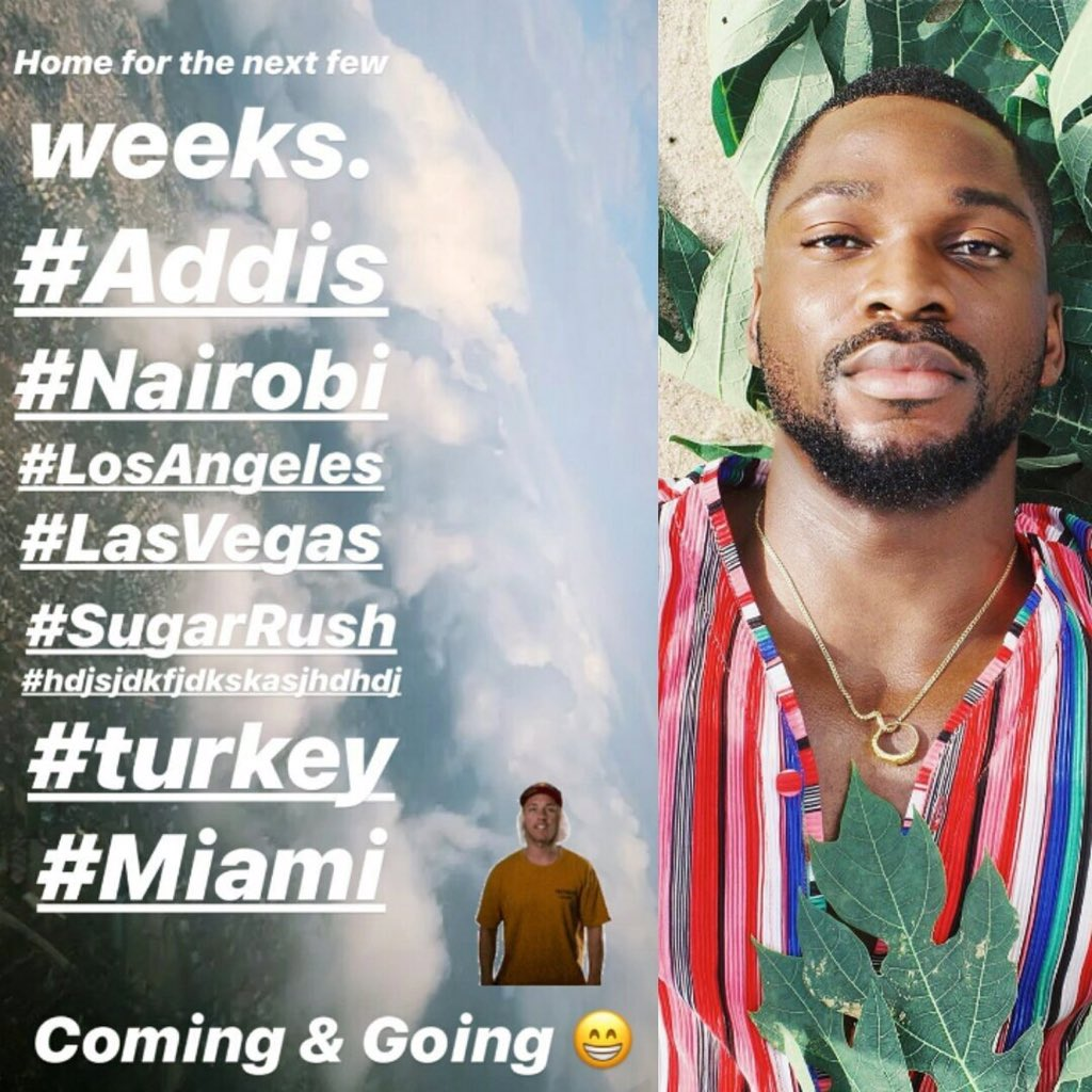 Hello beautiful people. This is a list of my fave's home for the next few weeks. For those who haven't, now will be the perfect time to subscribe to ALL of his SM platforms for those exciting contents   IG- @tobibakre & @tobibakrephotography  YouTube- #TobiLive  #TobiNation <br>http://pic.twitter.com/QlQJh0uFoz