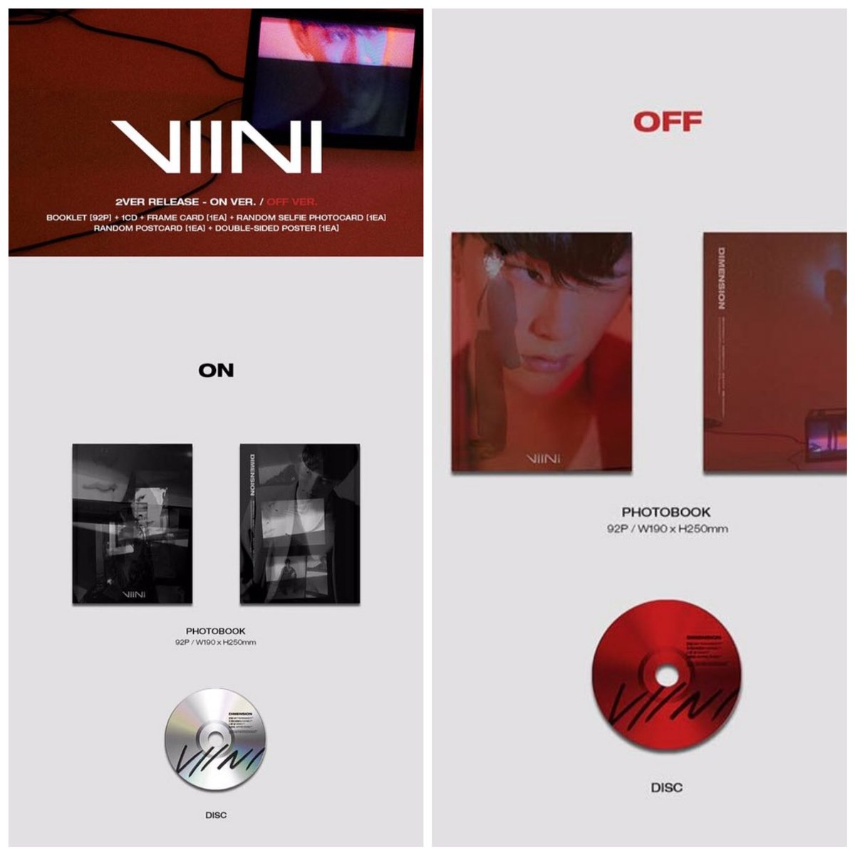 [+62 GIVEAWAY ] to celebrate Kwon hyunbin solo debut)   Gift:  1 album VIINI (random version include photocard & etc) 1 Eau De Toilette Pull & Bear New York (small)   Rules:  - RT & like this tweet - tell me ur fav song from Dimension's album & give me a reason  End: 310819<br>http://pic.twitter.com/SNO694Kh6x