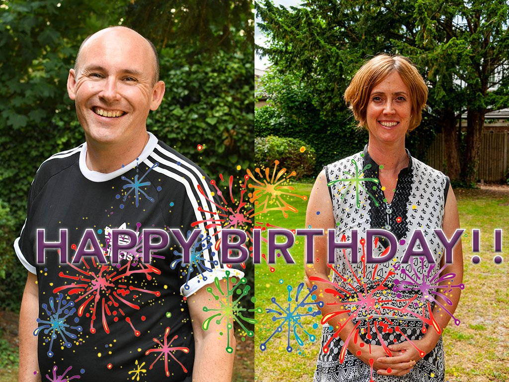 test Twitter Media - 🎉🎈 It's a double BMS bithday!! 🎈🎉We want to say a massive happy birthday to Dan Dupree and Pippa Vokuhl!From all of us at BMS, we hope you both have a wonderful day! 🎂🎉Be sure to leave your birthday wishes for Dan and Pippa down below! 👇👇 https://t.co/ZSUKnkWeCN