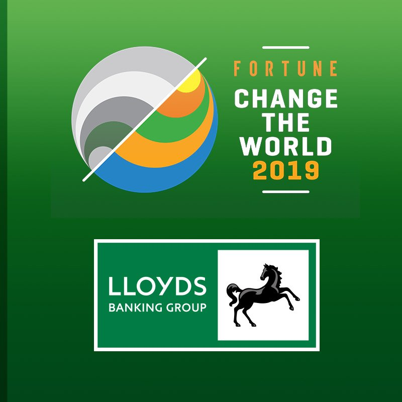 Great news – we've been featured on @FortuneMagazine's #ChangeTheWorld list.   As part of our #HelpingBritainProsper plan, we're committed to help remove the stigma attached to mental illness through conversation and support:  http:// bit.ly/LBGFORTUNE    <br>http://pic.twitter.com/sYcOOmRaRi