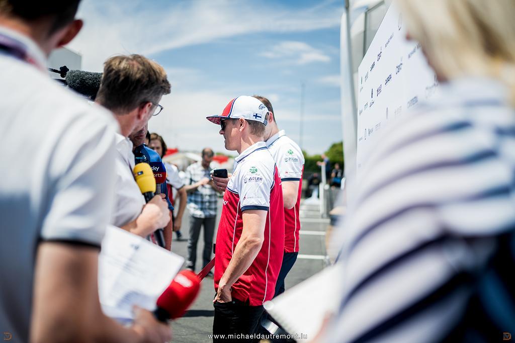 @RaikkonenOficia au @F1 #GPFranceF1 qui avait lieu sur le @PaulRicardTrack. 📸: @dautremontm #FrenchGP #PaulRicardTrack #lecastellet #F1 #Formula1 #pirellimotorsport #formule1 #Fit4F1 #alfaromeo #alfaromeoracing @alfa_romeo @SauberF1Team @alfaromeoracing #GetCloser #raikkonen