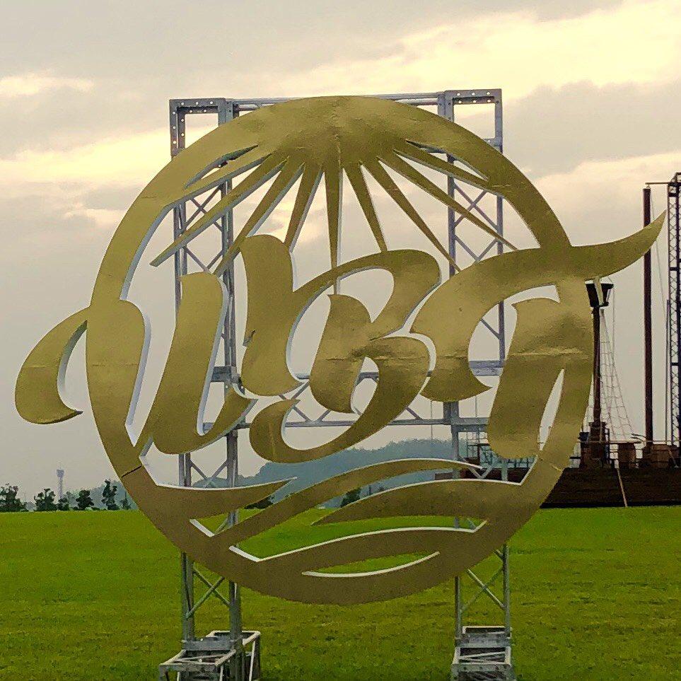 WILD BUNCH FEST. 2019いよいよ今週開催!!!!#ワイバン#wbfest#会場設営#あと4日