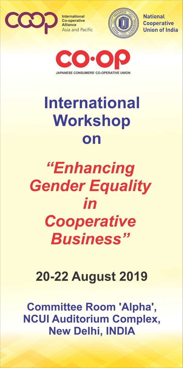 International Co-operative Alliance   ICA