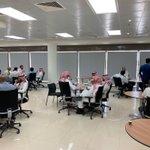 Image for the Tweet beginning: أقامت وحدة الموارد البشرية بالمعهد