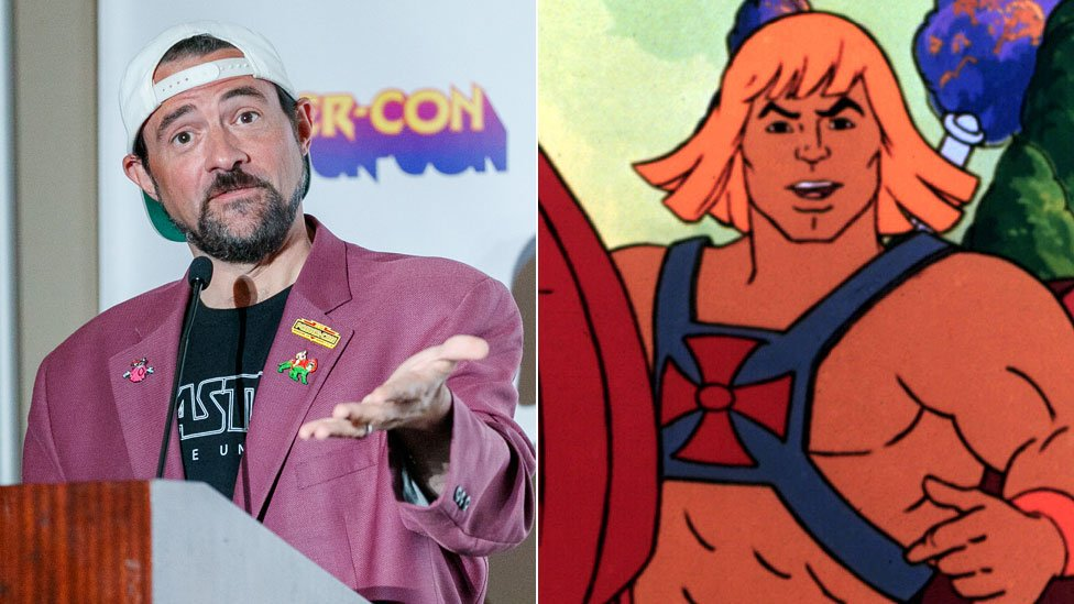 By the power of Grayskull! Clerks filmmaker @ThatKevinSmith is teaming up with @netflix to revive the He-Man and Masters of the Universe series. bbc.co.uk/news/49392859