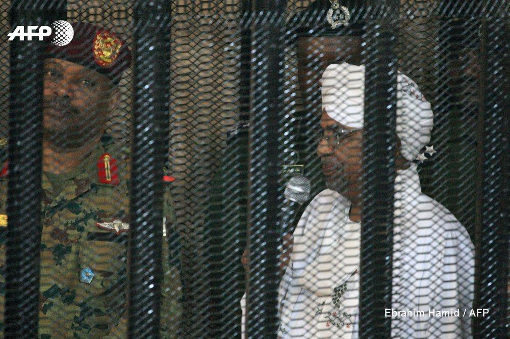 Al Bashir, Sudan, Trial | Baaz