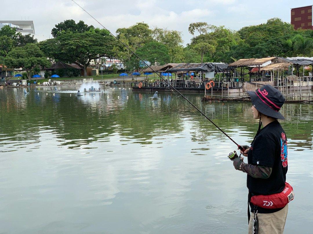 釣り旅行 in シンガポール② ー アメブロを更新しました