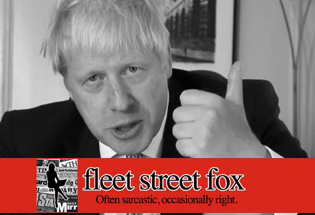 Hey Boris! Hows that No Deal planning going? * 4m children trained to scavenge in bins ☑️ * the sick culled by measles epidemic ☑️ * no pensions for the working class ☑️ mirror.co.uk/news/politics/…