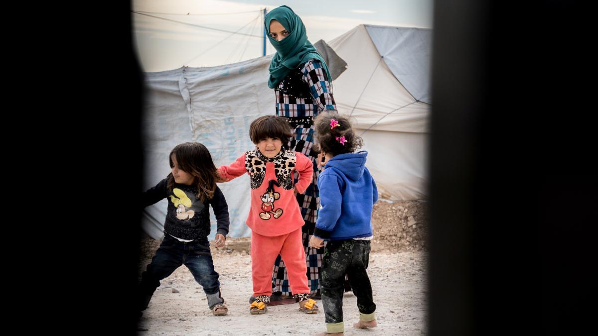 Deutschland holt die ersten Kinder von deutschen IS-Anhängern zurück to.welt.de/D9kt5iG