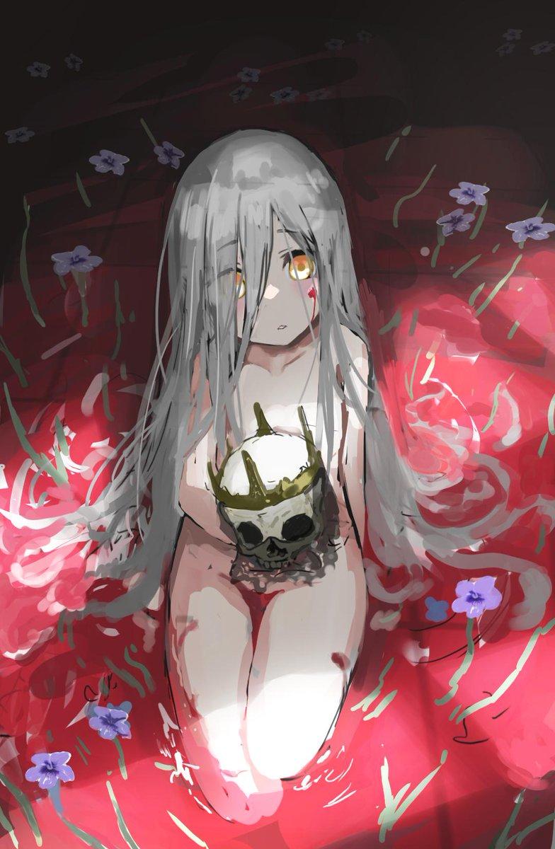 聖骸と血の乳母