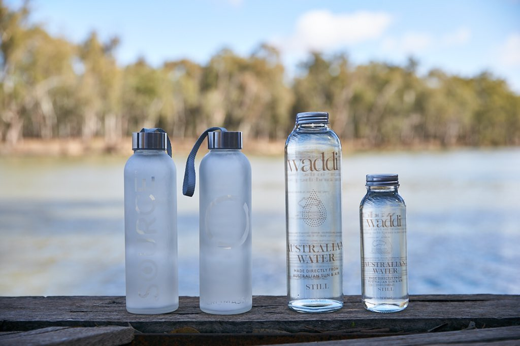 Creating clean, sustainable drinking water for remote Indigenous communities.   #iBCS👣🏀
