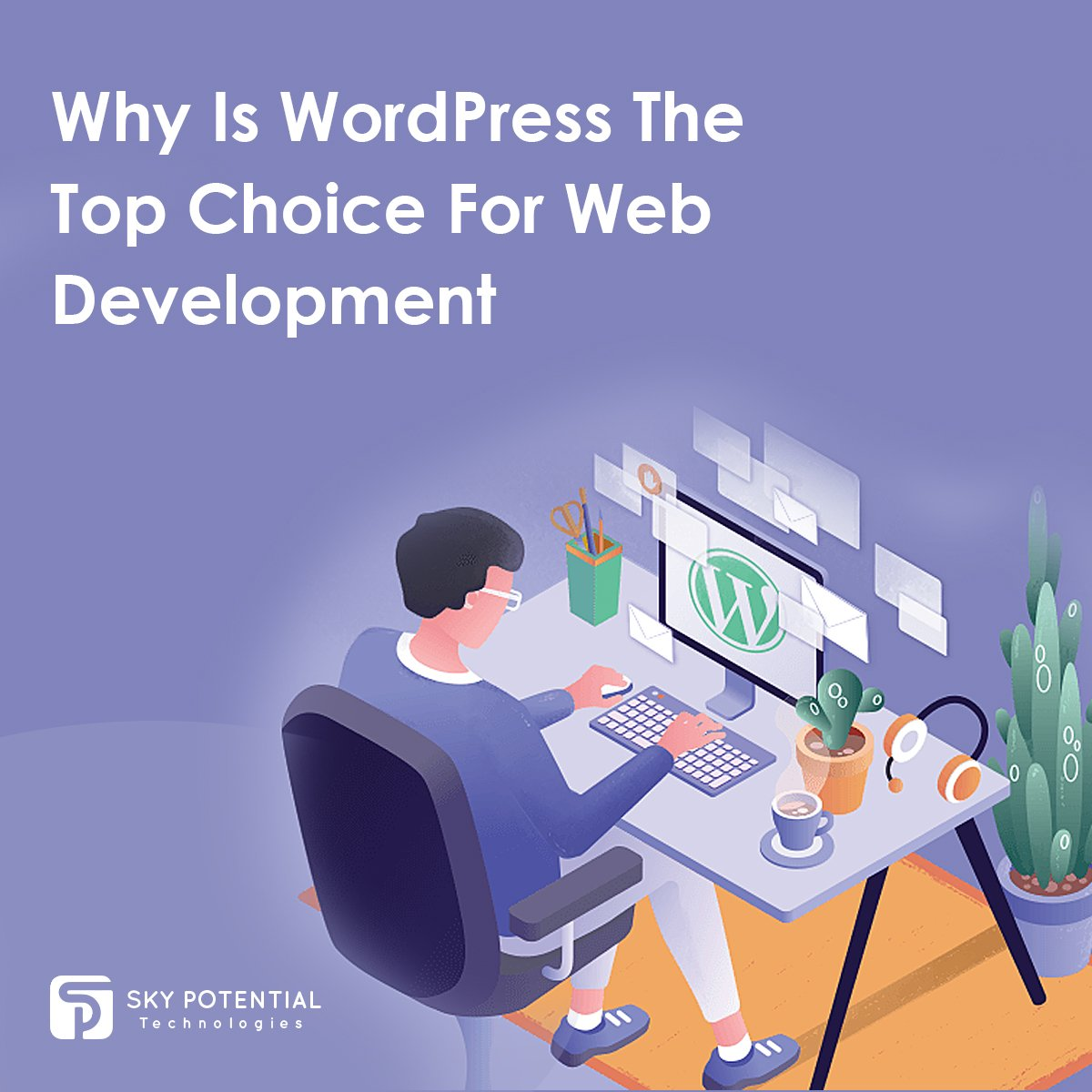 If you are looking for the pros of Word Press to drive more opportunities for your business, then let's have a look to take advantage of Word Press for web development.Read: https://worldwidetechthings.wordpress.com/2019/08/19/why-is-wordpress-the-top-choice-for-web-development/…#WordPress #webdevelopment #SkyPotential