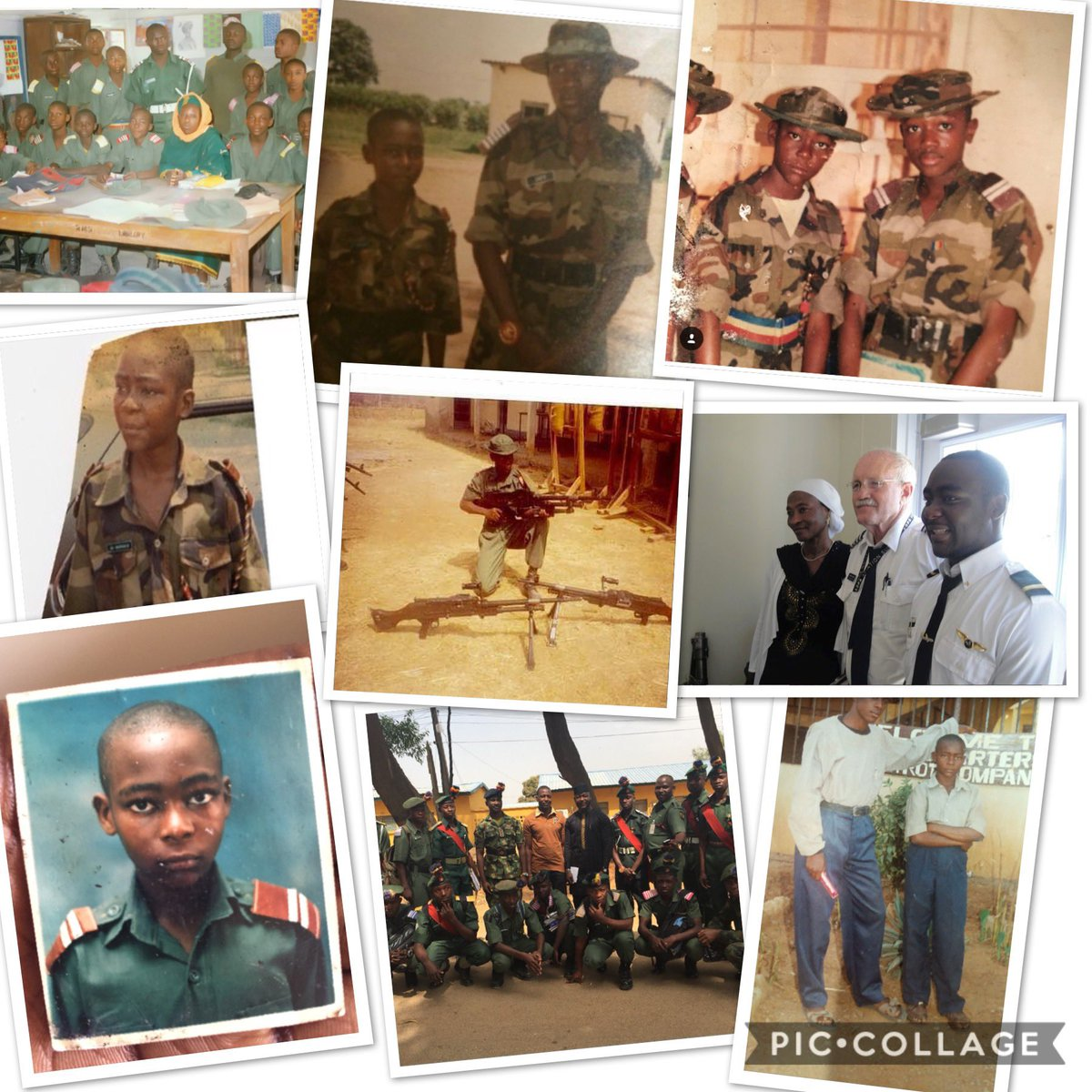 Today makes & marks 10YEARS I started this journey of BEING A PILOT. From Military school, Uni & Piloting school, SHE was there! God bless my mother & make her REST IN PEACE. 4 without her I'll be on the ground with all of U  wondering how planes fly. Dedicate dis 2 U MA <br>http://pic.twitter.com/4fYJJaOQIh