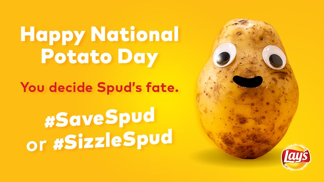 @LAYS's photo on #SaveSpud