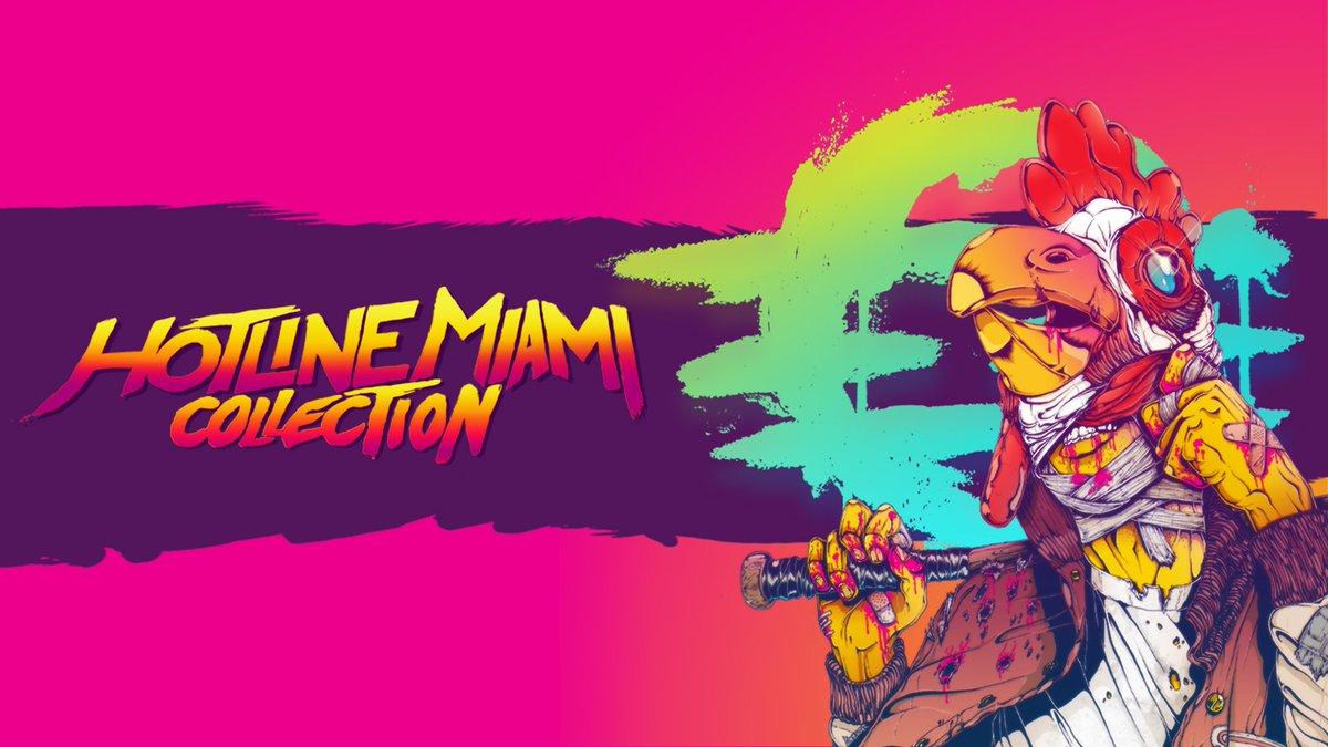 @devolverdigital's photo on Hotline Miami Collection