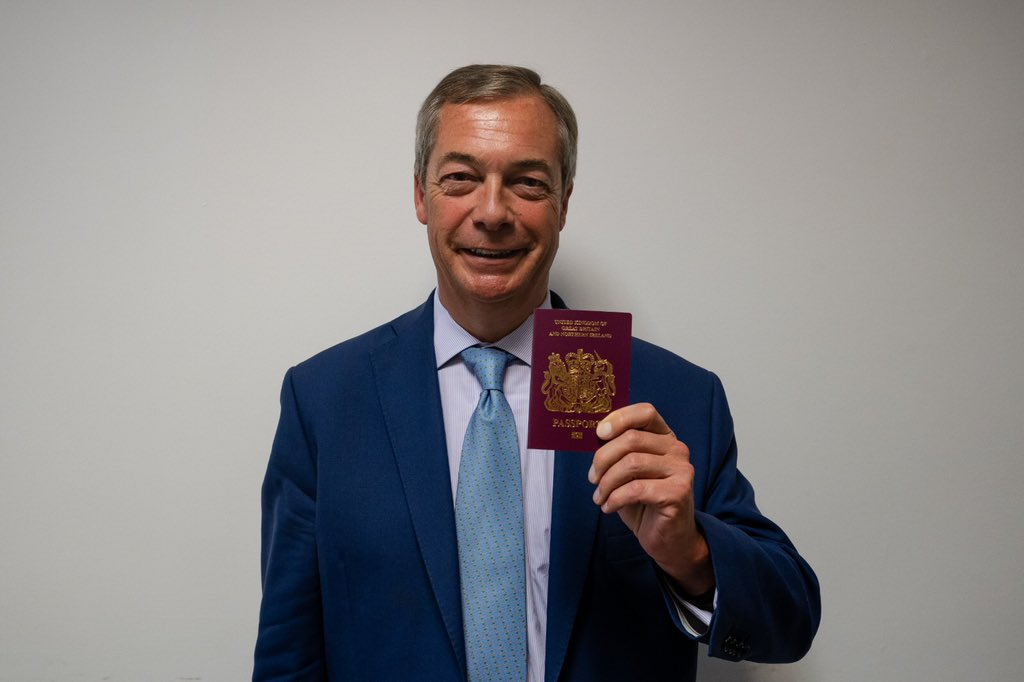 We got our passports back! twitter.com/nigel_farage/s…