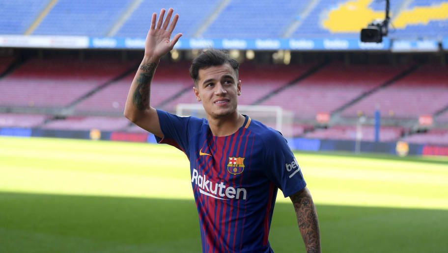 Whatever the future holds, thanks for some great memories in Catalunya, Coutinho!  #fcblive <br>http://pic.twitter.com/K5EbTipYvU