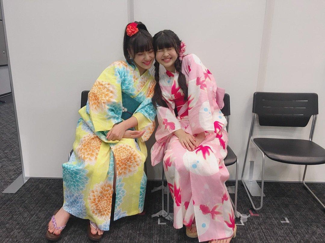 【Blog更新】 ♡グルバナ♡清野桃々姫♡:…  #雨ノ森川海 #RFRO #BEYOOOOONDS