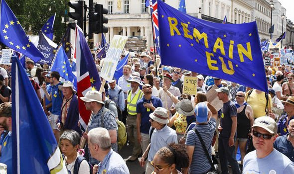 If Brexit turns out to be a huge success, do you think remainers will admit that not only were they wrong but they also nearly destroyed our country and democracy to support a foreign undemocratic power? #brexit #remainers #noshame <br>http://pic.twitter.com/8aDmtjC4Sw