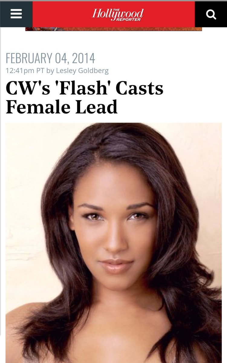 #mondaythoughts   There isn't a day that goes by w/o us thanking the Universe for @candicepatton's casting as Iris West-Allen on #TheFlash<br>http://pic.twitter.com/Si27lp36b0