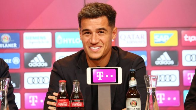 @sport's photo on #Coutinho