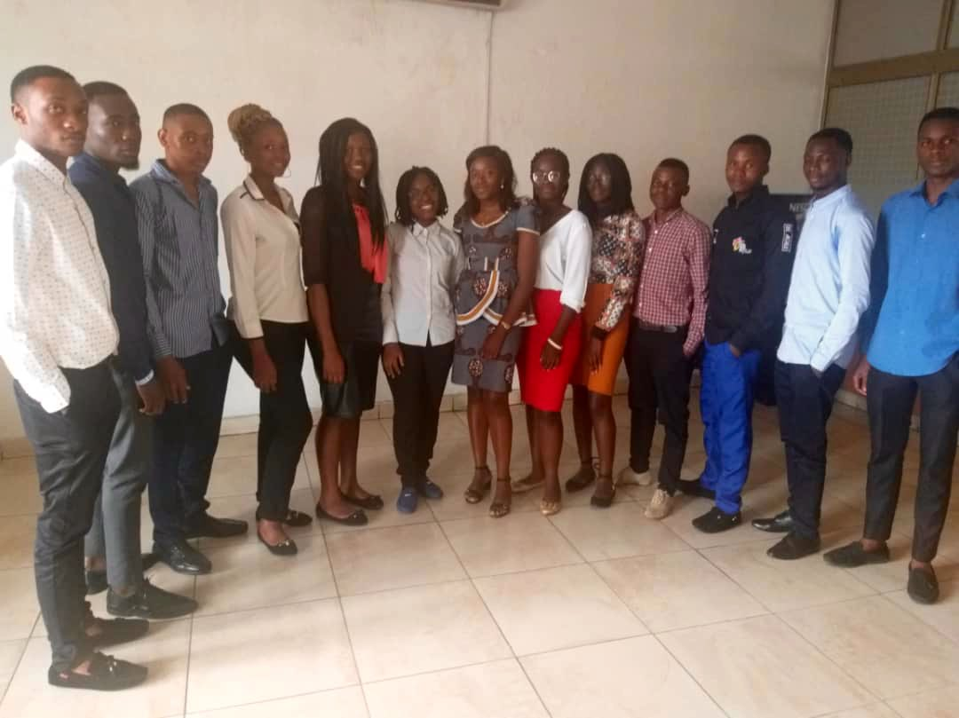 A warm welcome to the 2019 summer interns in our Douala office! The theme this summer is all about AI/Machine Learning! One day a week of professional skills, leadership, etiquette and ethics.   We are proud to support Cameroon's next generation of innovators. https://t.co/iN2MBdoccy