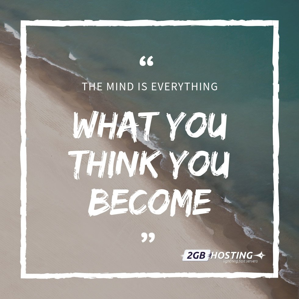 The mind is everything.What you think you become. #QuotesDaily #MondayMotivation #PositiveVibe #goodquotes #inspiration #MondayMorning #WebHosting #MondaydayThoughts #lifequotes #Morningquotes <br>http://pic.twitter.com/R6QYy09KQN