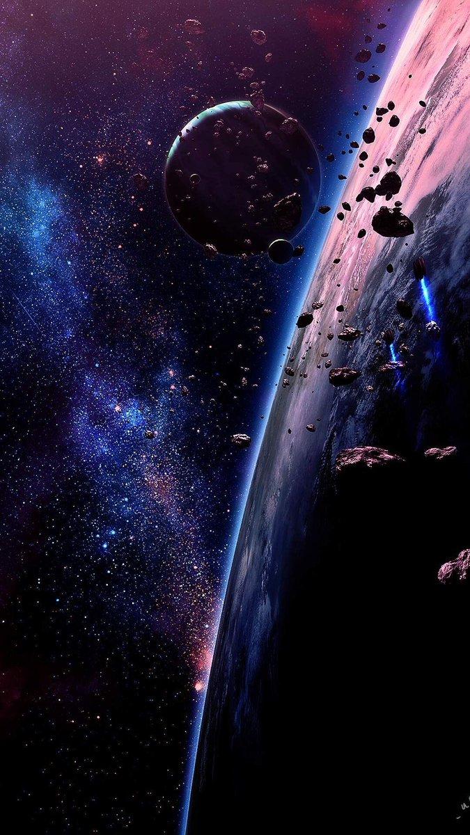 ワロリンス Pa Twitter Iphone用の壁紙探してると宇宙系保存しがち説