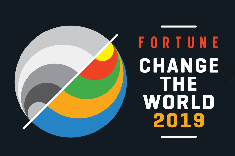 Every day our 17,000 colleagues around the world are working with customers to embrace the Opportunity of a Lifetime to solve water. Honored to be recognized in @FortuneMagazine #ChangeTheWorld list for the second year in a row:  http:// bit.ly/2Z7DjAE     #LetsSolveWater<br>http://pic.twitter.com/Hvc2QZkqn6