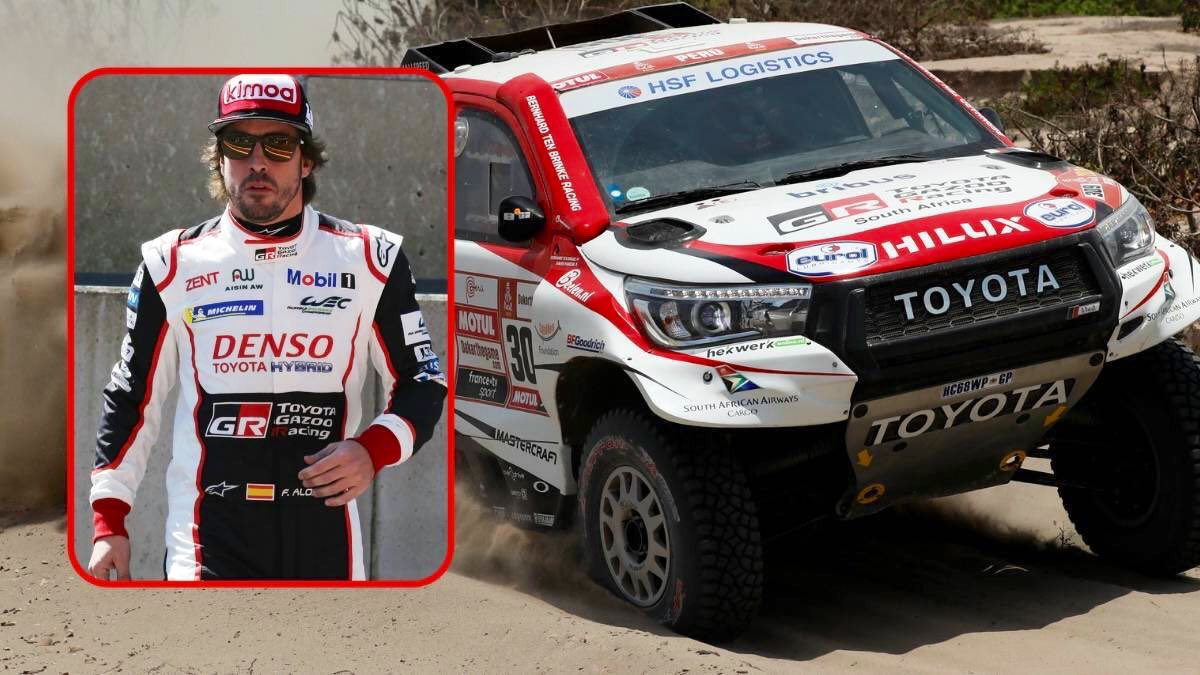 HOT NEWS  Welcome to the family MASTER #FernandoAlonso to #Dakar2020  @alo_oficial  See you in the dunes <br>http://pic.twitter.com/MNgRGlUBzl