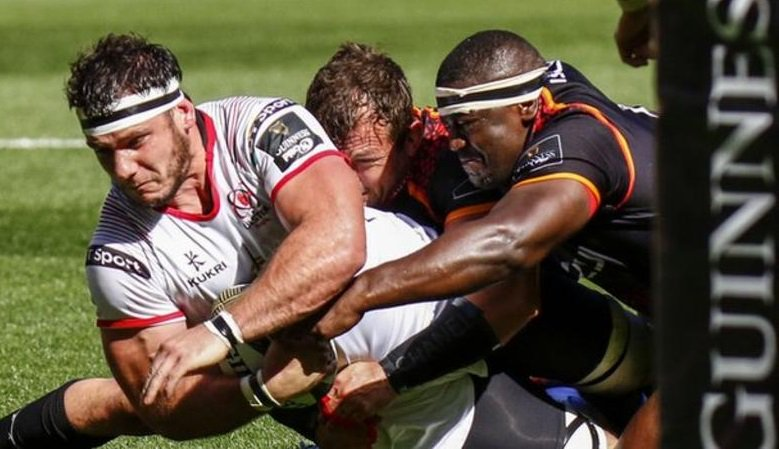 test Twitter Media - Ulster forward Marcell Coetzee has been ruled out of South Africa's squad for the Rugby World Cup with an ankle injury.  ➡️ https://t.co/rgjpaGlLrM  #bbcrugby https://t.co/AmW4faQX2s