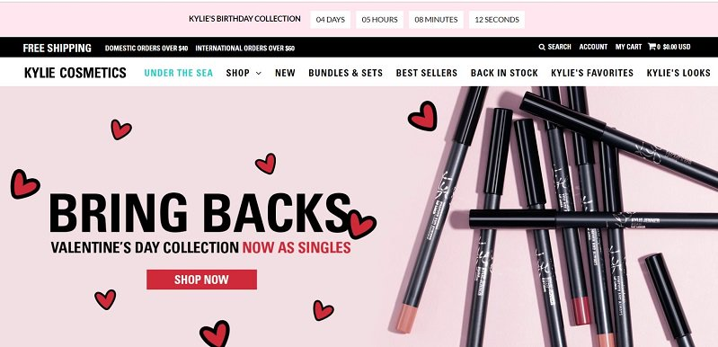 How Kylie Cosmetics uses Shopify Plus to break ecommerce records: https://t.co/ymlZeC6FMc https://t.co/SNX2AOtfvx