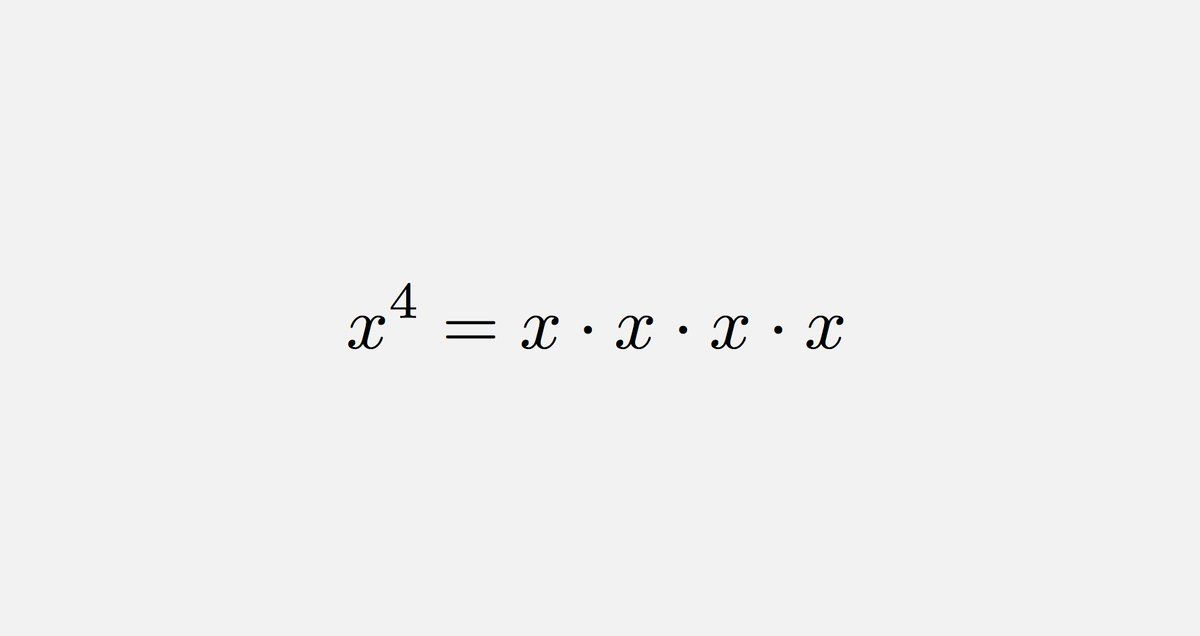 Superscripts are a mathematical notation used to indicate powers or exponents was first introduced by René Descartes in 1637.